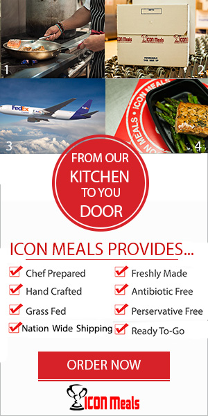 From Our Kitchen to Your Door